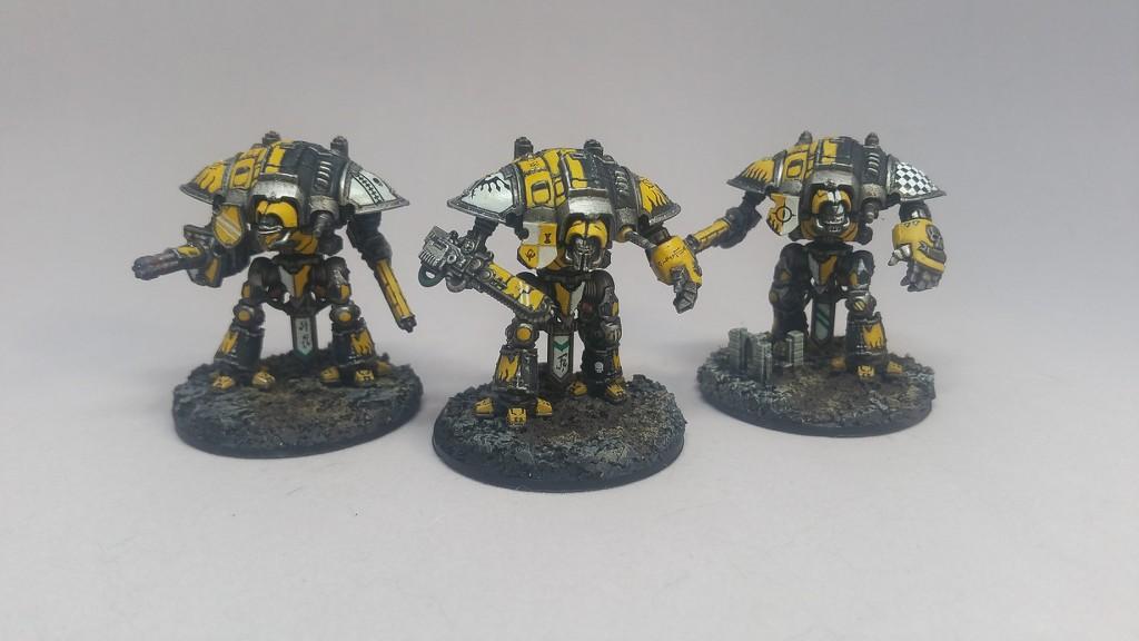 AT: En soutien de la Alpha Legion IQnimR
