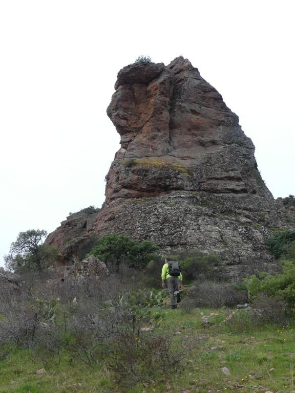 Traversée du Rocher de Roquebrune-Jeudi 29 mars 2018 L8i9WI