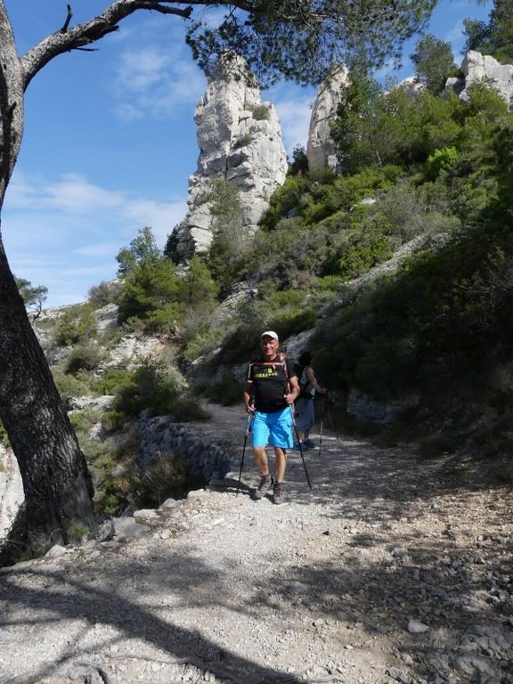 Mont Puget par l'Œil de Verre-Jeudi 3 mai 2018 OuPouT