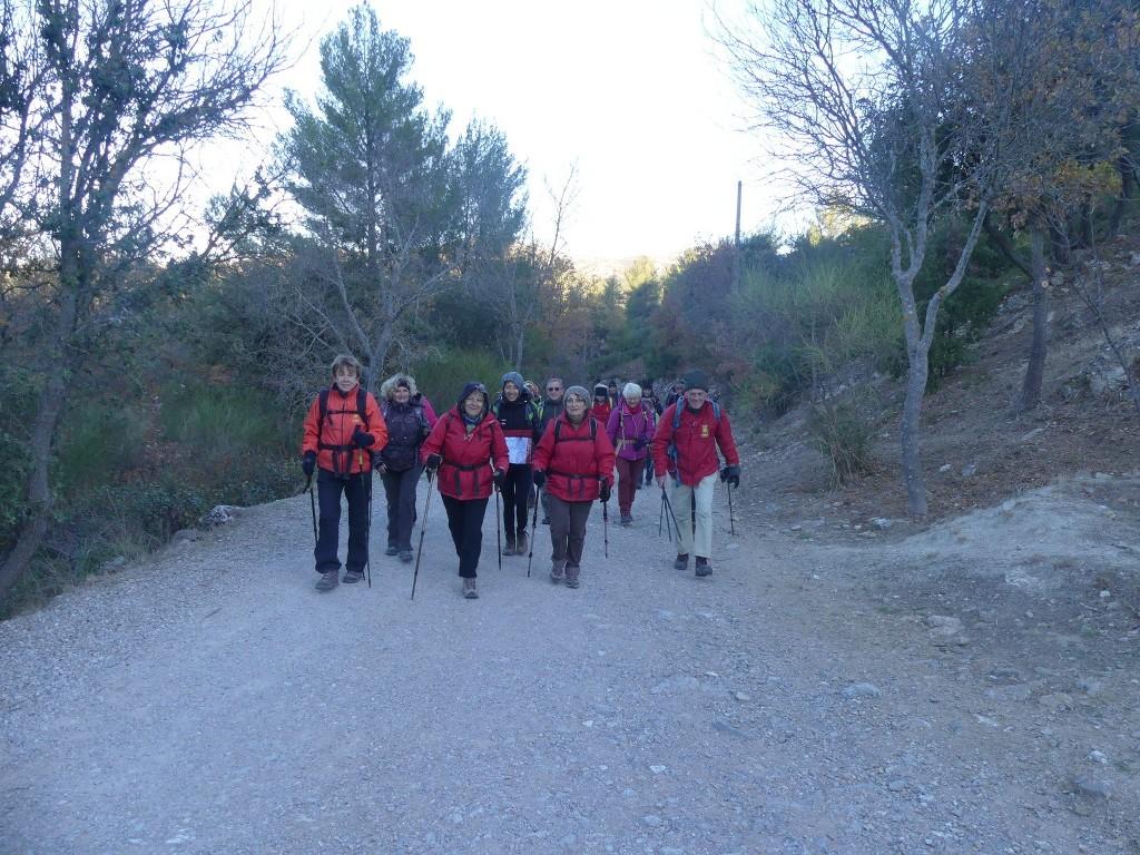 Garlaban-Pichauris-Plateau de l'Aroumi-Jeudi 30 novembe 2017 PGlg8a