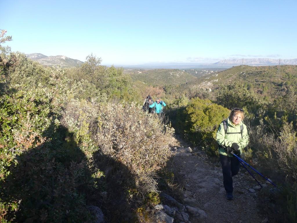 Garlaban-Pichauris-Plateau de l'Aroumi-Jeudi 30 novembe 2017 SU1PZg