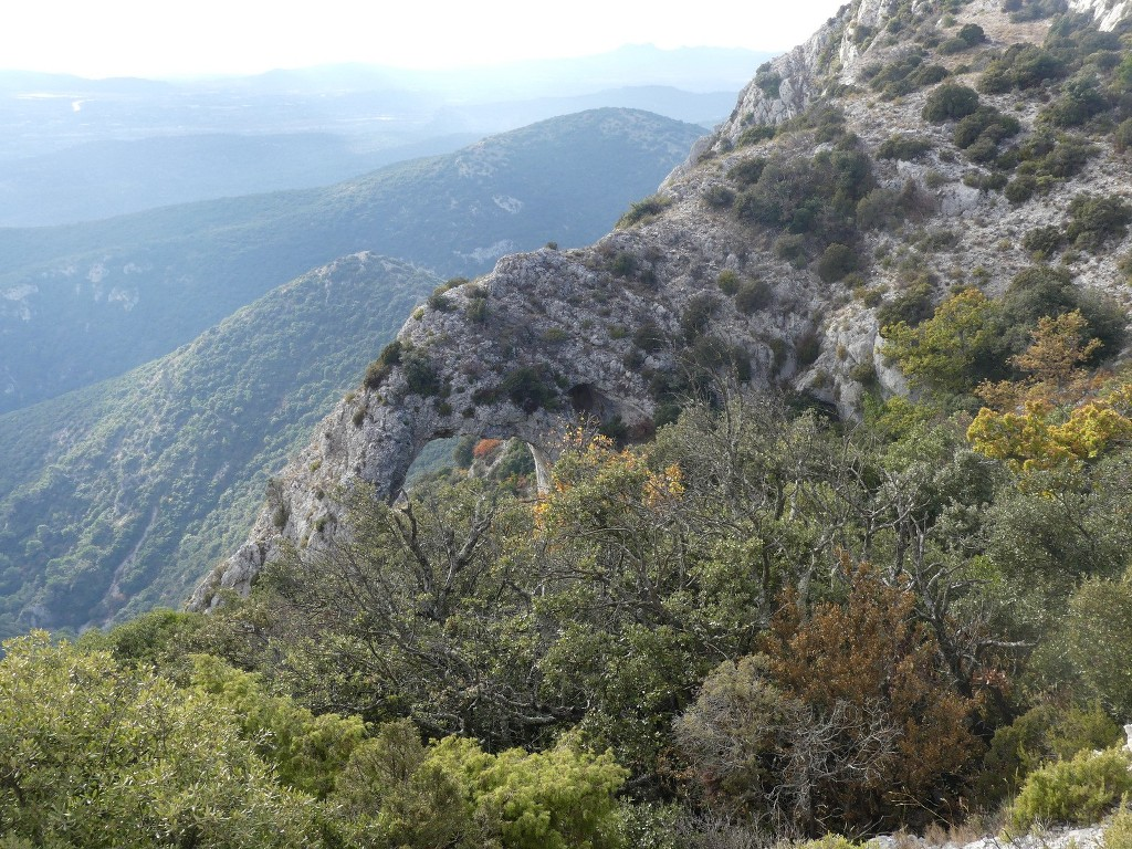 Lubéron-Vallon de l'Arc-Arche du Portalas-Jeudi 9 novembre 2017 SxTqHu