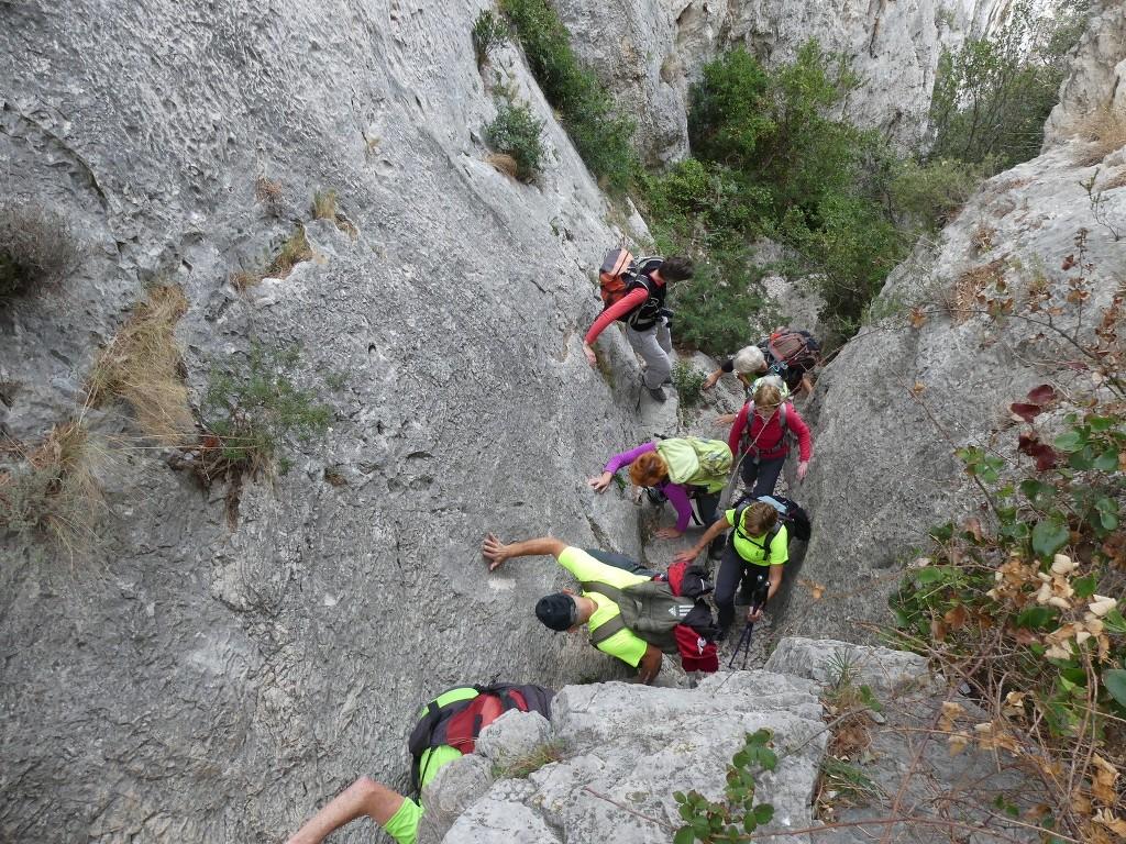 Calanques-Marseilleveyre-Plateau de l'Homme Mort-Jeudi 2 novembre 2017 T4Msu6