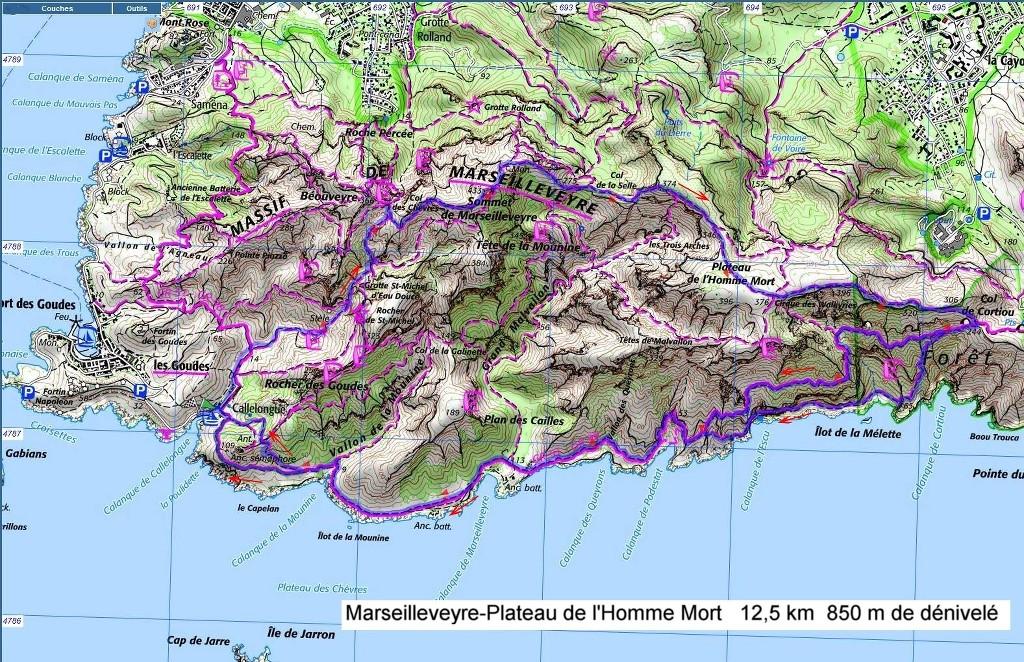 Calanques-Marseilleveyre-Plateau de l'Homme Mort-Jeudi 2 novembre 2017 T9Ukyy