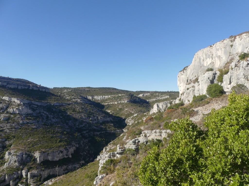Garlaban-Pichauris-Plateau de l'Aroumi-Jeudi 30 novembe 2017 WBeDoF