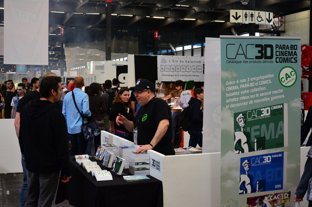 [Bordeaux Geek Festival] - Proder Expo 14 - 16 Mai 2016 - Page 2 WEIhSA