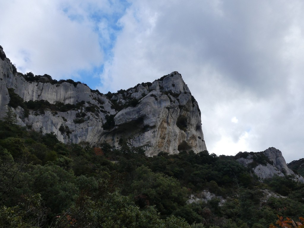 Lubéron-Vallon de l'Arc-Arche du Portalas-Jeudi 9 novembre 2017 AA0M0I