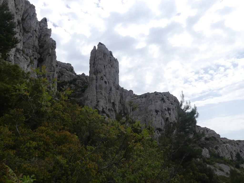 Mont Puget par l'Œil de Verre-Jeudi 3 mai 2018 DiRER0