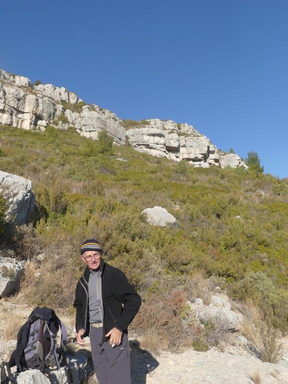 Garlaban-Pichauris-Plateau de l'Aroumi-Jeudi 30 novembe 2017 HLG6L2