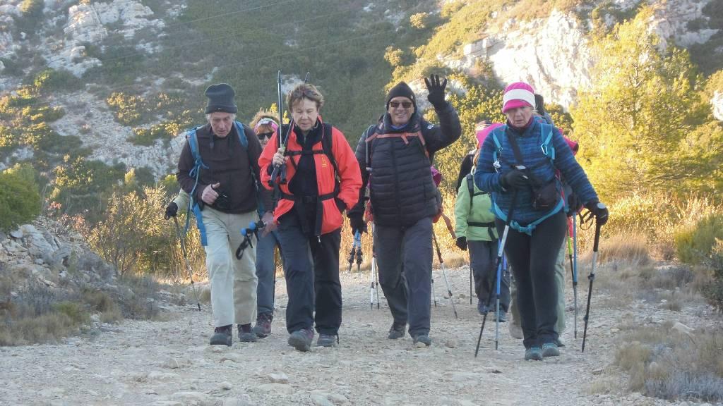 Garlaban-Pichauris-Plateau de l'Aroumi-Jeudi 30 novembe 2017 HurDPK