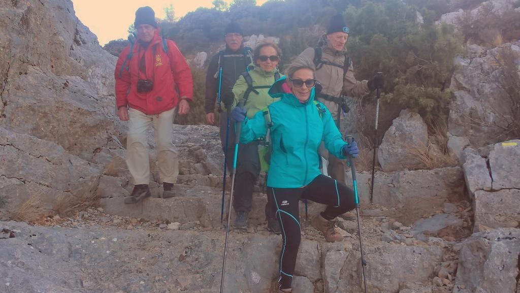 Garlaban-Pichauris-Plateau de l'Aroumi-Jeudi 30 novembe 2017 JTnSnB