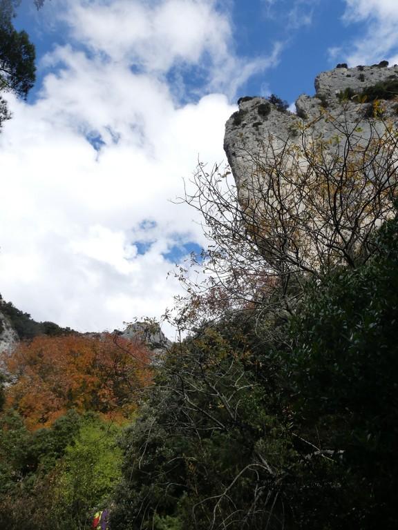 Lubéron-Vallon de l'Arc-Arche du Portalas-Jeudi 9 novembre 2017 KVmys3