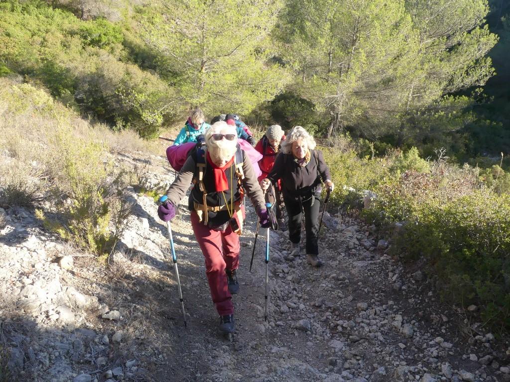 Garlaban-Pichauris-Plateau de l'Aroumi-Jeudi 30 novembe 2017 RuwseR