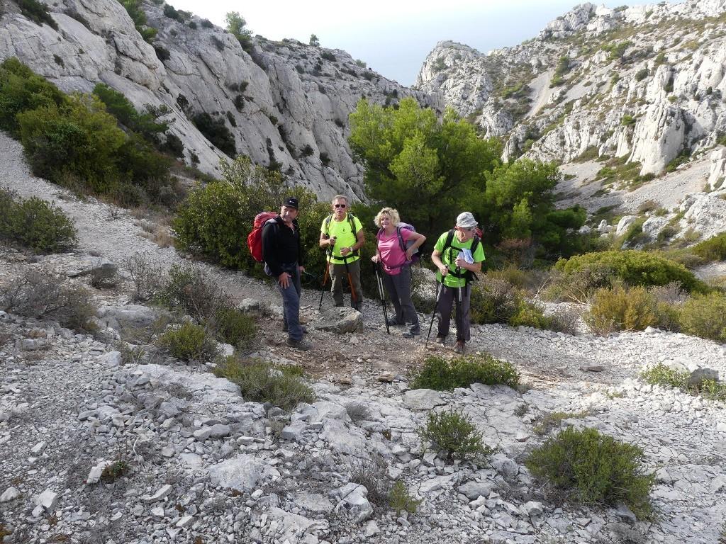 Calanques-Marseilleveyre-Plateau de l'Homme Mort-Jeudi 2 novembre 2017 ThY0ti