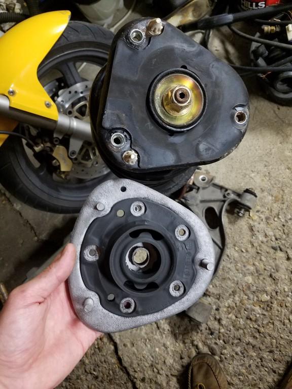 HiPer strut (GNB suspension code) & coil-over conversion VEydOd