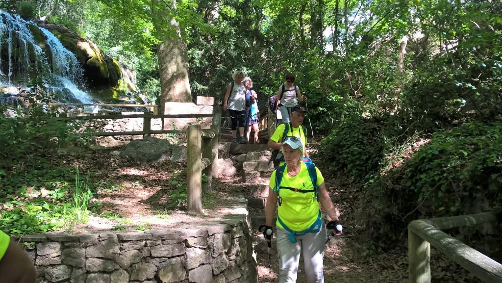 St Pons-Le col de Bertagne-Jeudi 26 avril 2018 Vstzea