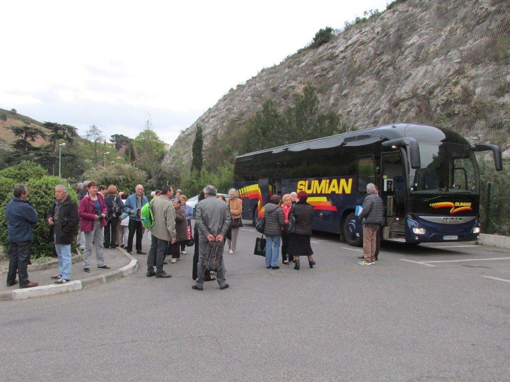 Gorges de l'Ardèche-Grotte Chauvet-Dimanche 17 avril 2016 X36dGV