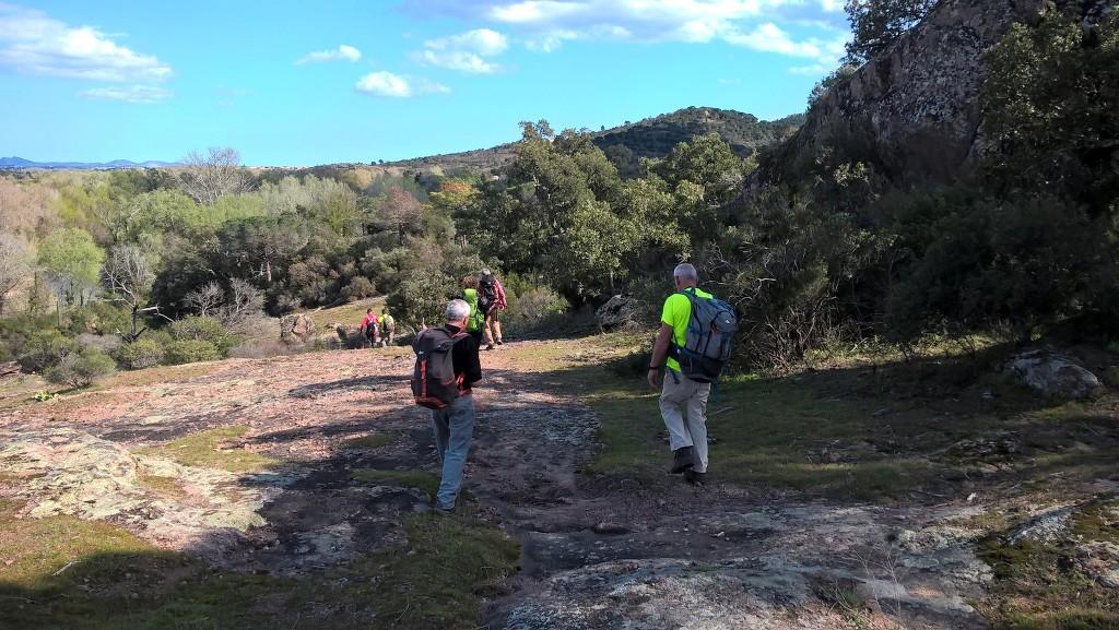 Traversée du Rocher de Roquebrune-Jeudi 29 mars 2018 XG1vD5