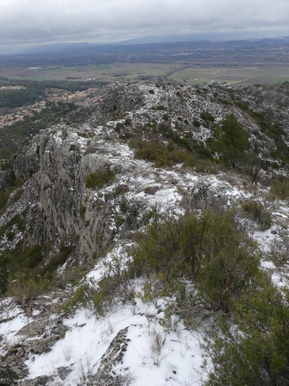 Meyrargues-Ligourès-Jeudi 1er mars 2018 0H9L8M