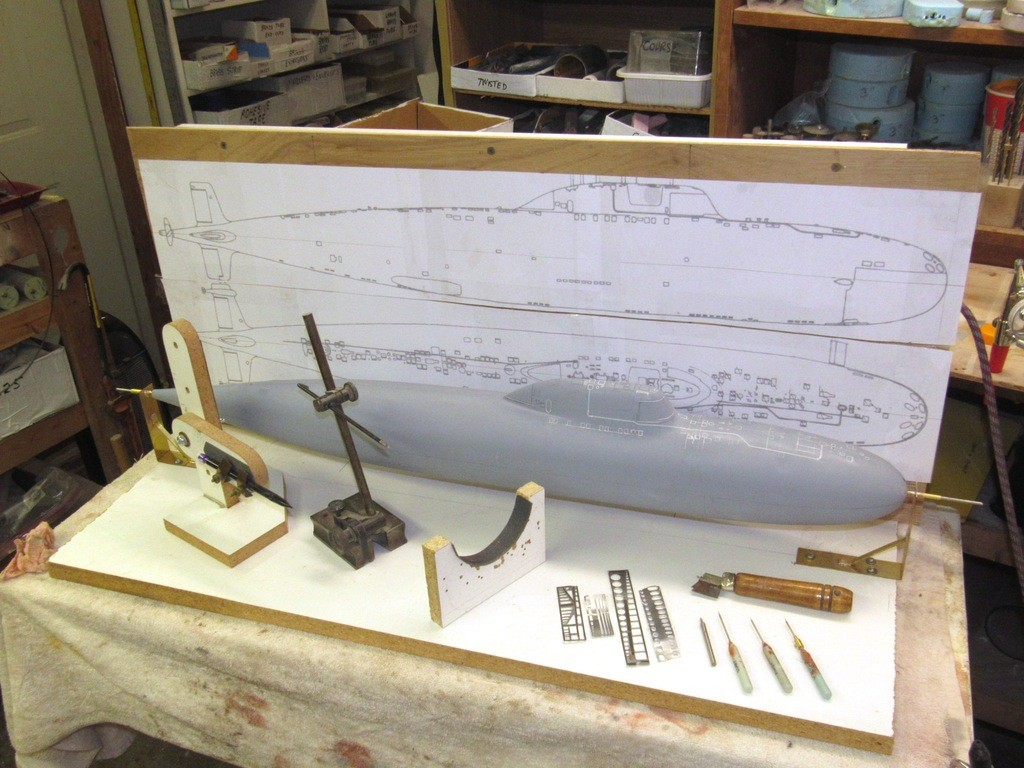 upgrading the SSY 1/96 ALFA kit 1xlESs