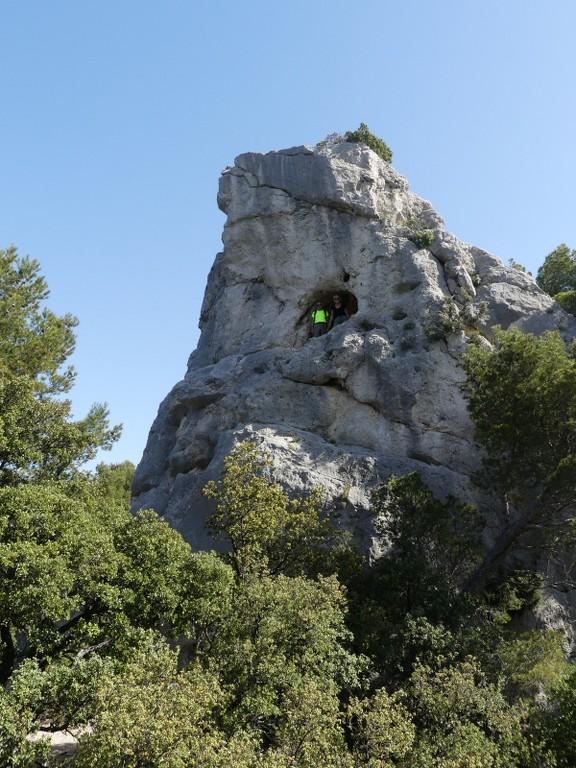 Les Dentelles de Montmirail-Jeudi 19 avril 2018 3FstoR