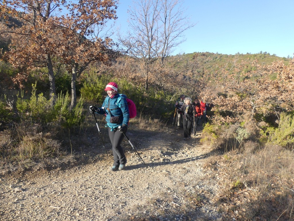 Garlaban-Pichauris-Plateau de l'Aroumi-Jeudi 30 novembe 2017 73VMIE