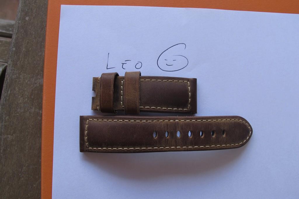 """Vends bracelet """" Assolutamente """"  Panerai 24/22 mm 100 euros 7CIKLu"""