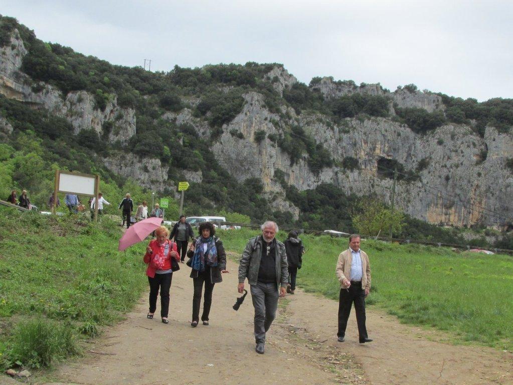 Gorges de l'Ardèche-Grotte Chauvet-Dimanche 17 avril 2016 BNgVmS