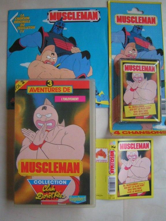 Muscleman / Kinnikuman (キン肉マン) - de 1983 à aujourd'hui - Page 22 GgDAN2