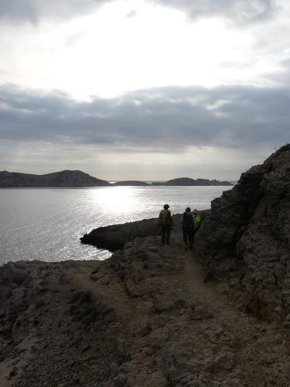 Calanques-Marseilleveyre-Plateau de l'Homme Mort-Jeudi 2 novembre 2017 GiHUP9