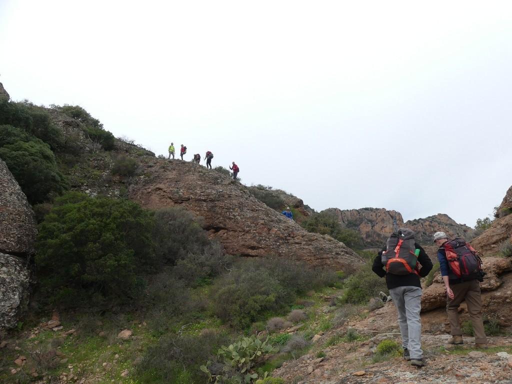 Traversée du Rocher de Roquebrune-Jeudi 29 mars 2018 LxpckJ