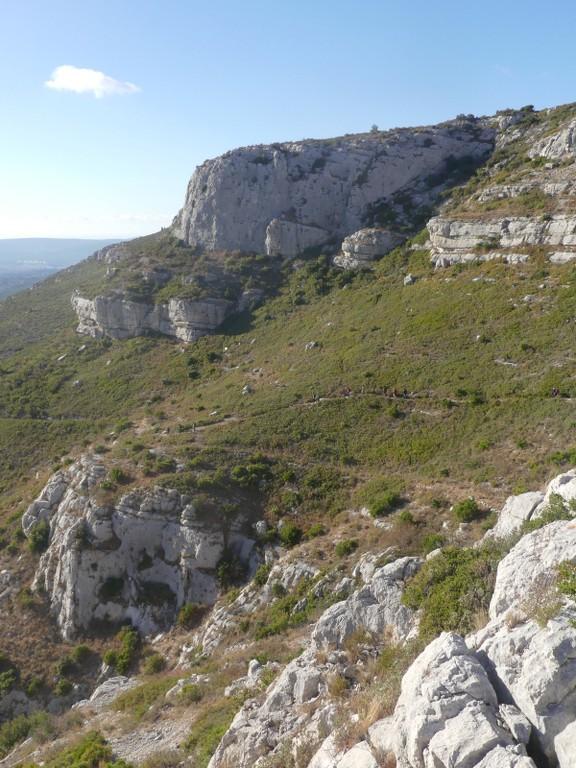 Garlaban-Pichauris-Plateau de l'Aroumi-Jeudi 30 novembe 2017 MtkfAB