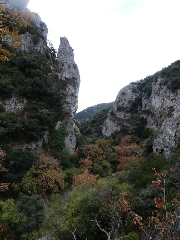 Lubéron-Vallon de l'Arc-Arche du Portalas-Jeudi 9 novembre 2017 Or6WVg