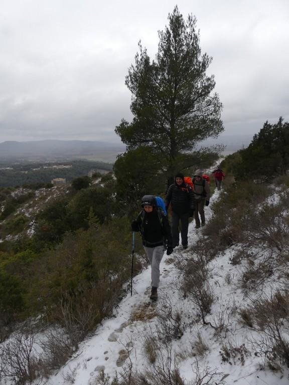 Meyrargues-Ligourès-Jeudi 1er mars 2018 P5Q7s0