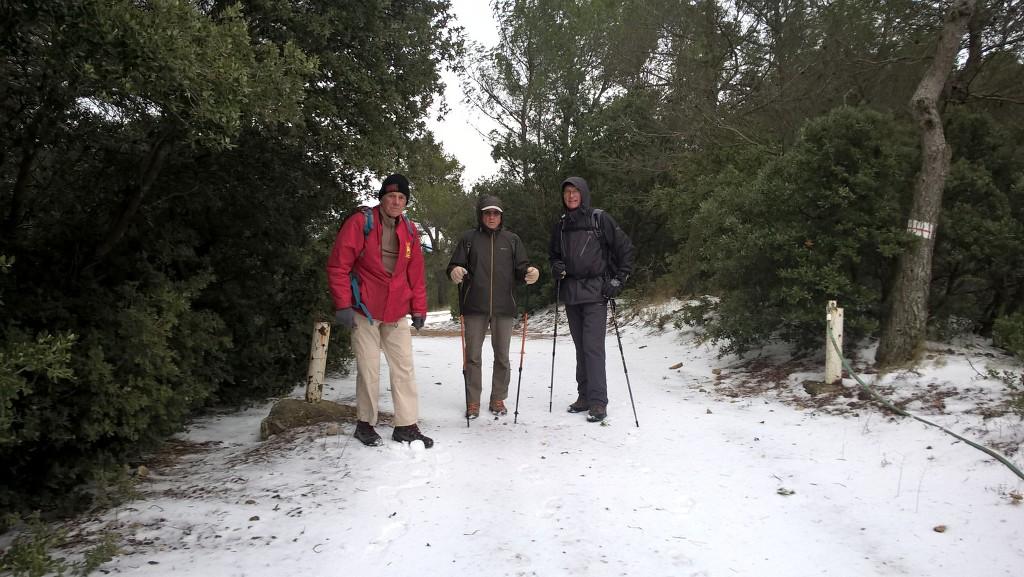 Meyrargues-Ligourès-Jeudi 1er mars 2018 TeXzKa