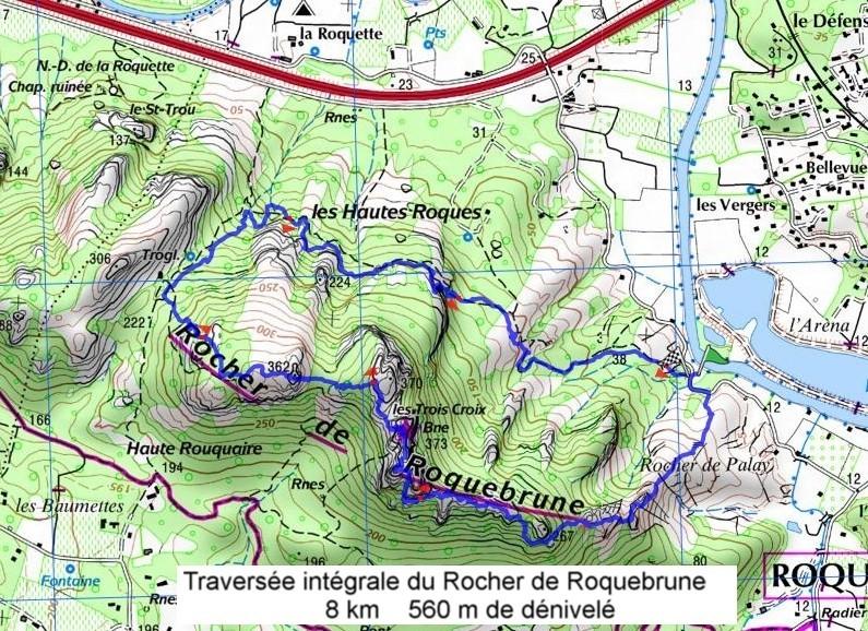Traversée du Rocher de Roquebrune-Jeudi 29 mars 2018 U8Vs6d