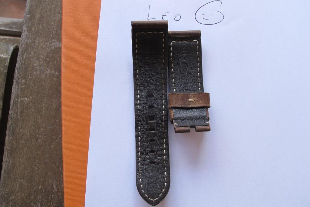 """Vends bracelet """" Assolutamente """"  Panerai 24/22 mm 100 euros WBExQM"""