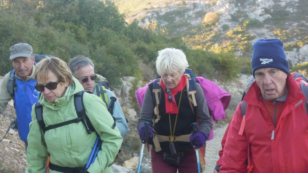 Garlaban-Pichauris-Plateau de l'Aroumi-Jeudi 30 novembe 2017 WCyJ58