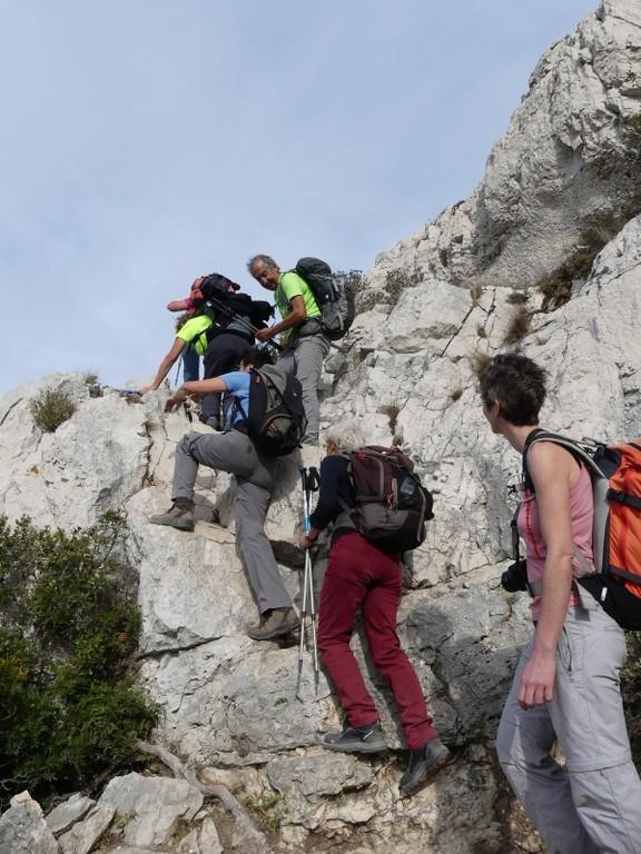 Calanques-Marseilleveyre-Plateau de l'Homme Mort-Jeudi 2 novembre 2017 X3jr36