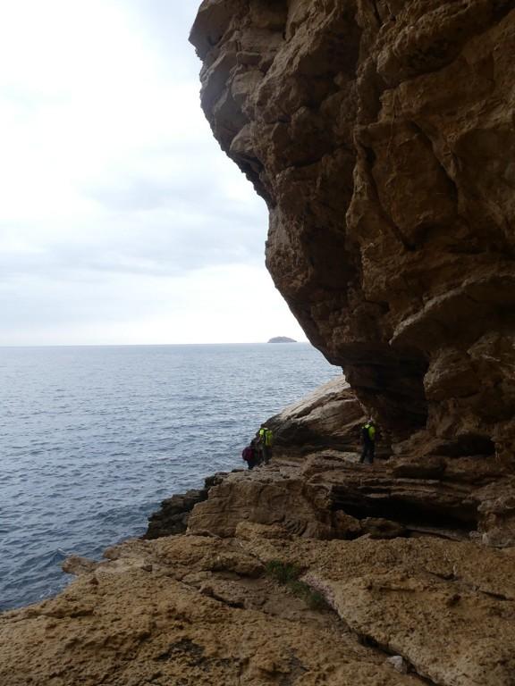 Calanques-Marseilleveyre-Plateau de l'Homme Mort-Jeudi 2 novembre 2017 YinAcG