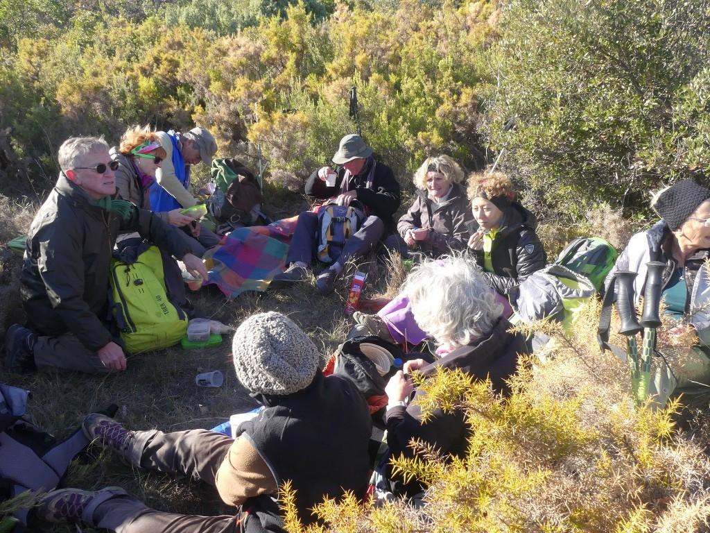 Garlaban-Pichauris-Plateau de l'Aroumi-Jeudi 30 novembe 2017 AlMHM0