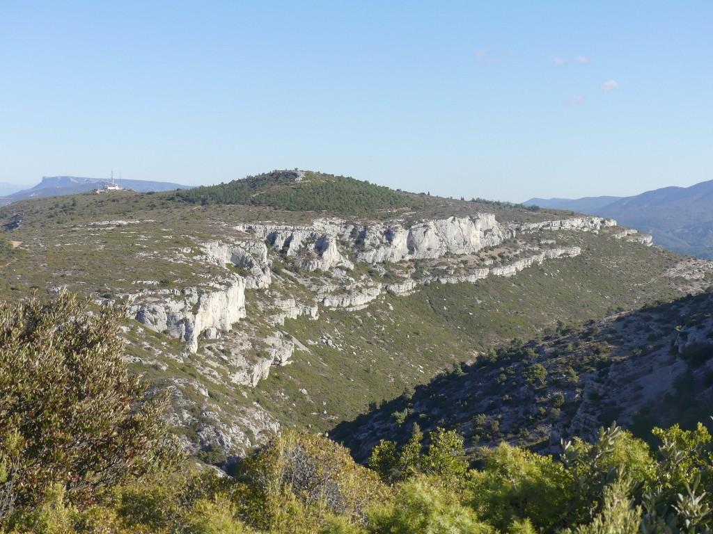 Garlaban-Pichauris-Plateau de l'Aroumi-Jeudi 30 novembe 2017 DKOKQV
