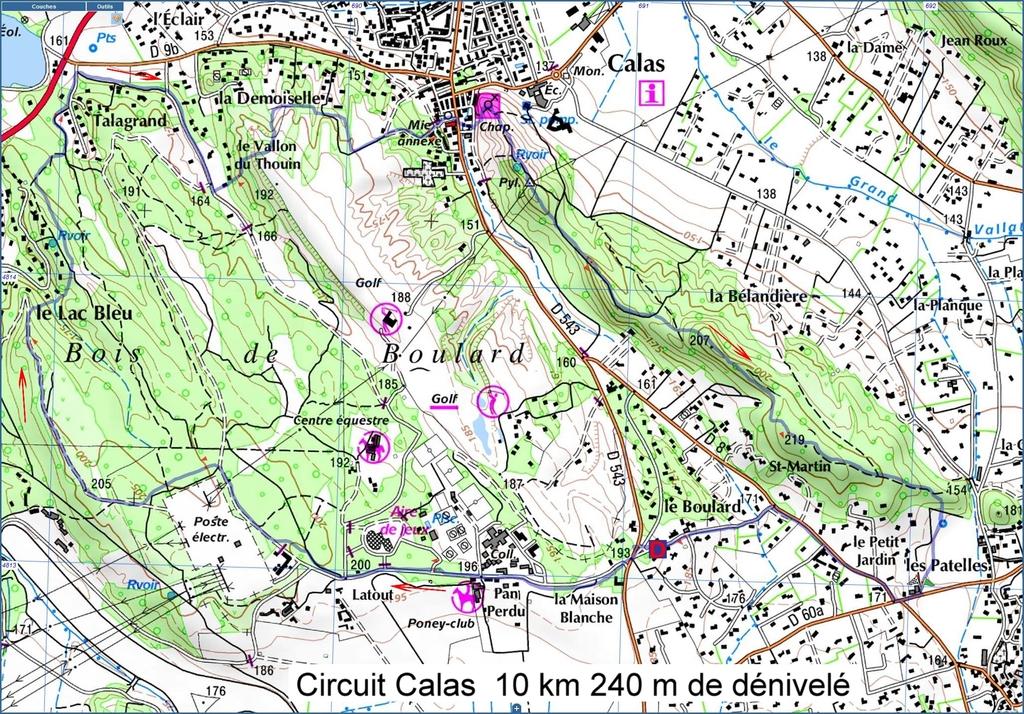 Circuit de Calas-Jeudi 15 septembre 2016 H3NATv