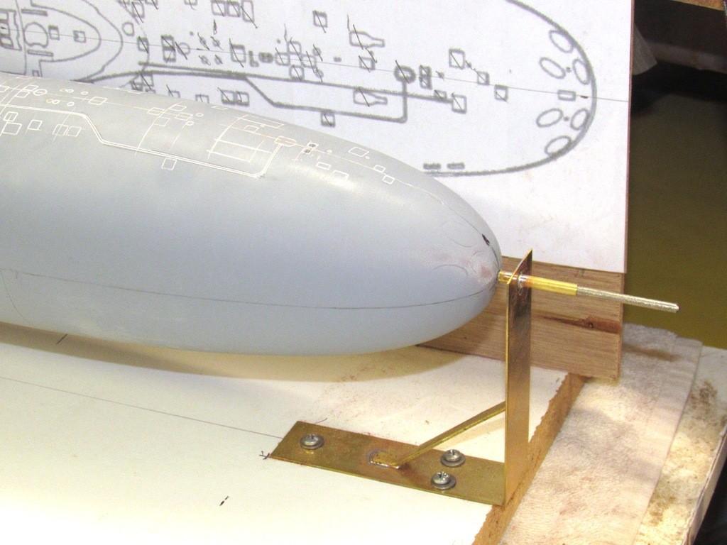 upgrading the SSY 1/96 ALFA kit HgRSZ2