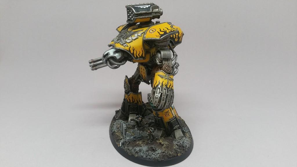 AT: En soutien de la Alpha Legion JUGUR0