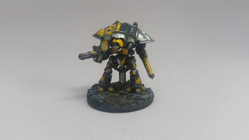 AT: En soutien de la Alpha Legion LExDl5