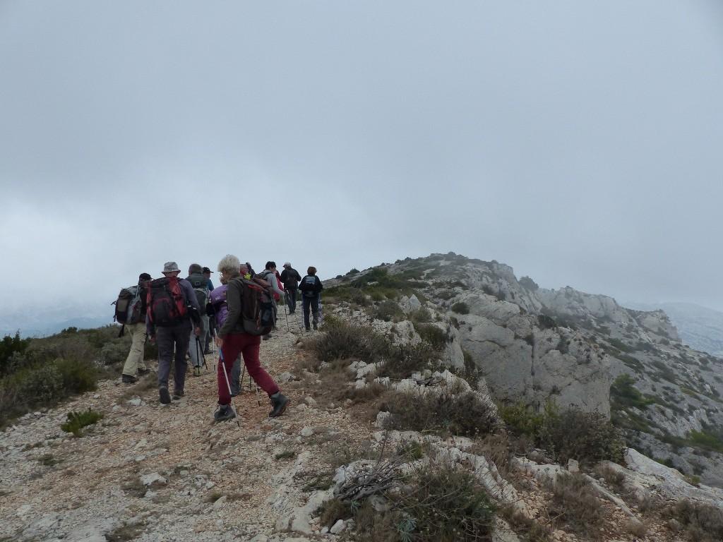 Calanques-Marseilleveyre-Plateau de l'Homme Mort-Jeudi 2 novembre 2017 LfRKI2