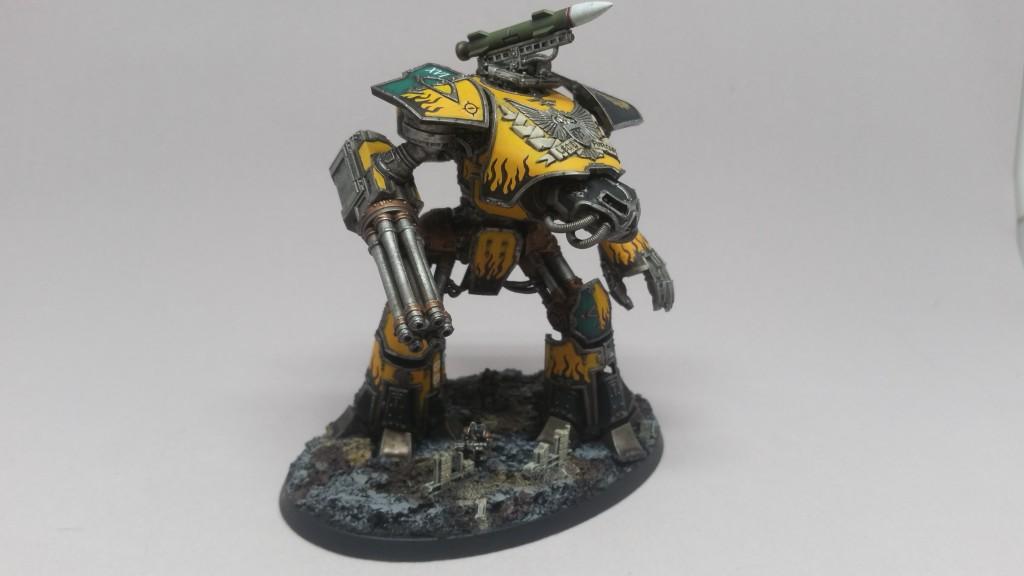 AT: En soutien de la Alpha Legion M11E15