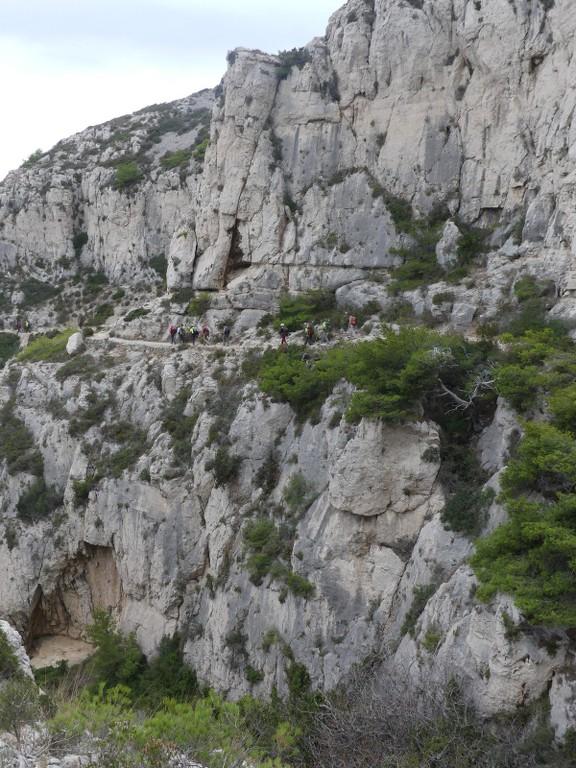 Calanques-Marseilleveyre-Plateau de l'Homme Mort-Jeudi 2 novembre 2017 ORr31k