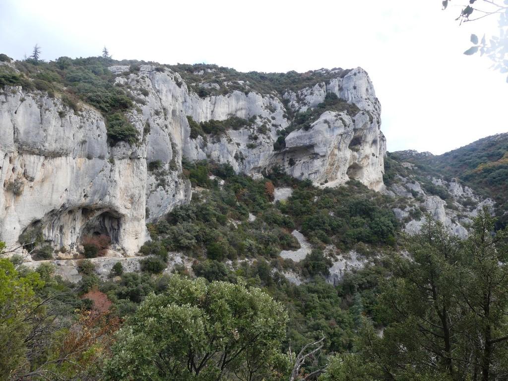 Lubéron-Vallon de l'Arc-Arche du Portalas-Jeudi 9 novembre 2017 Ooyn6O